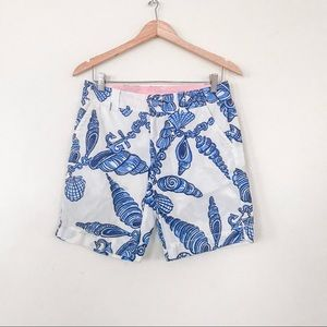 Lilly Pulitzer Resort Shorts Fall In Love Anchor